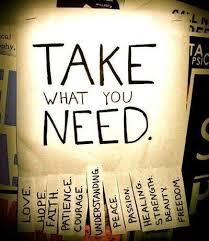 what u need
